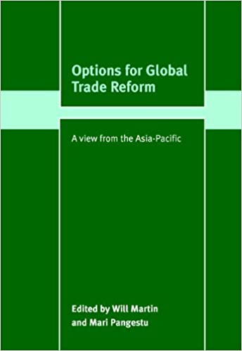 Options for Global Trade Reform: A View from the Asia ...