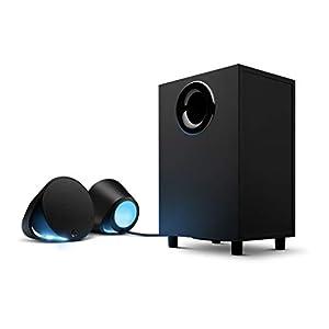Flashandfocus.com 312Ql0MVNKL._SS300_ Logitech G560 LIGHTSYNC PC Gaming Speakers with Game Driven RGB Lighting