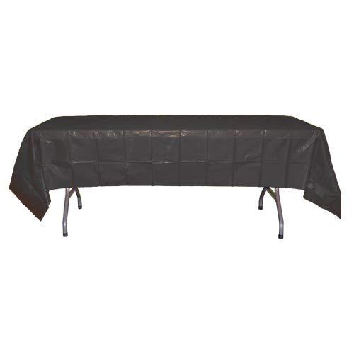 (Premium Black table cover 54