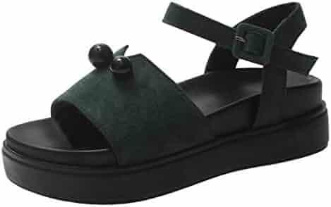 97dcabbadbd2b Shopping 🔥YEZIJIN🔥 - Last 90 days - Green - Under $25 - Shoes ...
