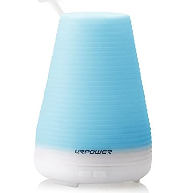 URPOWER 100ml 7 Color Changing Essential Oil Diffuser