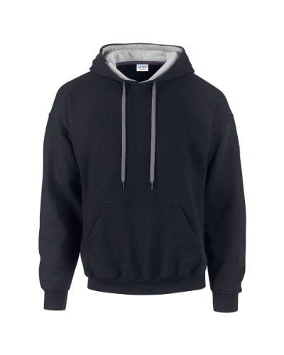 Absab Grey Ltd shirt Black À Homme Sport Capuche Sweat Rq6ZRxAP
