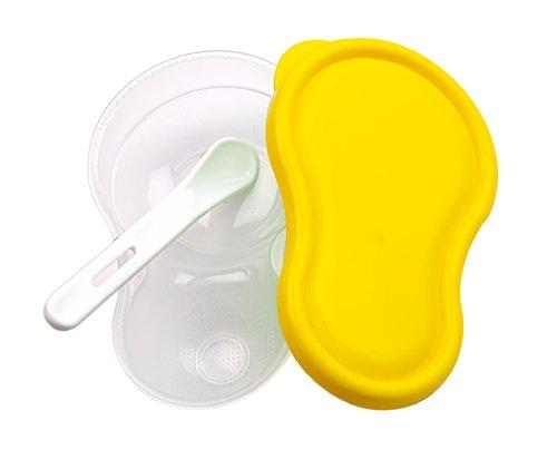 Little's Mashing and Feeding Bowl (Yellow)