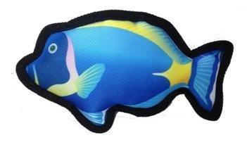 Petlou Tropical Fish Plush Dog Toys
