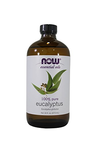 Now Foods Eucalyptus Oil pack