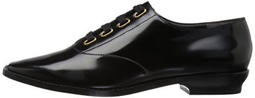 Marc Jacobs Women's Brittany Lace up Oxford, Black, 37 M EU (7 US) by Marc Jacobs (Image #5)