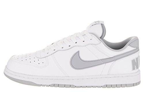 White Blanco Big Low Shoes Nike s Men Grey Basketball Wolf tEYqxx0Uw