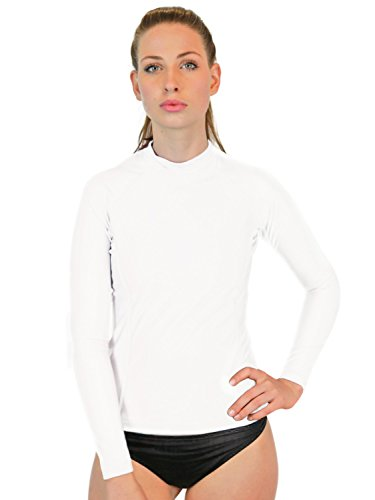 Swim Shirts For Women Uv 50 Sun Protection Long Sleeve
