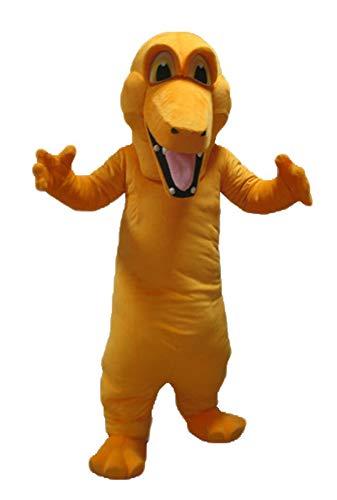 Adult Size Funny Crocodile Mascot Costume for Party Custom Sports Mascot Deguisement Mascotte