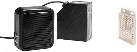 Barrera de infrarrojos con alarma empleadores - Sensor de entrada por: Amazon.es: Bricolaje y herramientas
