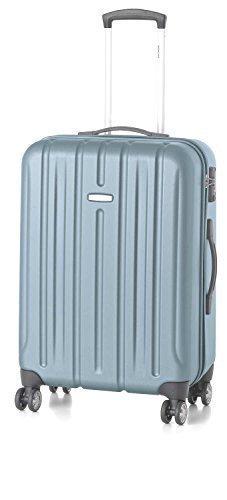 valigia Trolley - Policarbonato - RONCATO - 77cm - solo 4,4 kg Artico - Serie Kinetic