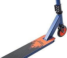 BLUE GORILLAZ Patinetes de Acrobacias Stunt Scooter Patineta para niños y niñas a Partir de 8 años, 100mm Kick Jump Fun Scooter para Principiantes