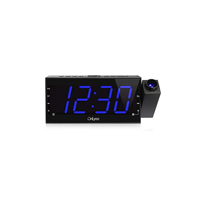 onlyee-projection-ceiling-wall-clock