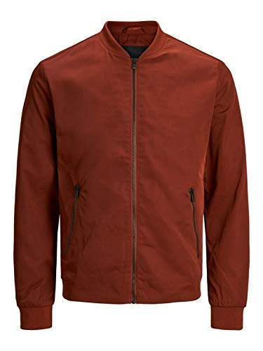 JACK & JONES Herren Jacke Regular Fit Bomber