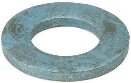Case of 500 Flat Washer METBLUE DIN 125 M6 Steel