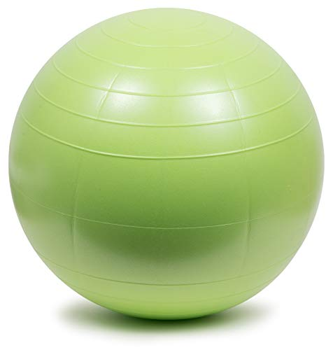 OPTP Soft Movement Ball – 12 Inch Exercise Ball for Pilates, Yoga, Core Stability and Physical Therapy – LE9401