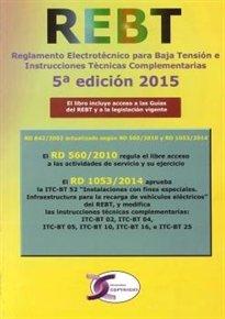 Descargar Libro Rebt Reglamento Electrotécnico Para Baja Tensión E Instrucciones Técnic Aa. Vv.