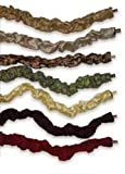 Cord Coverup Silk Cord Covers Color:Bronze