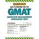 img - for Barron's How to Prepare for the GMAT book / textbook / text book