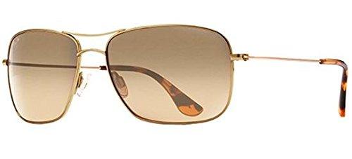 Maui Jim Wiki Wiki 246 Sunglasses, Gold, Sunglasses