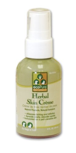 ecoPure Herbal Skin Creme, 2 Ounce, My Pet Supplies