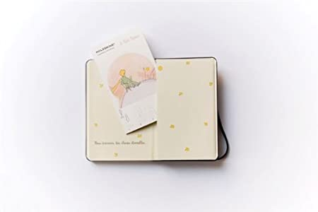 Moleskine Petit Prince Pocket Plain Limited Edition Notebook ...