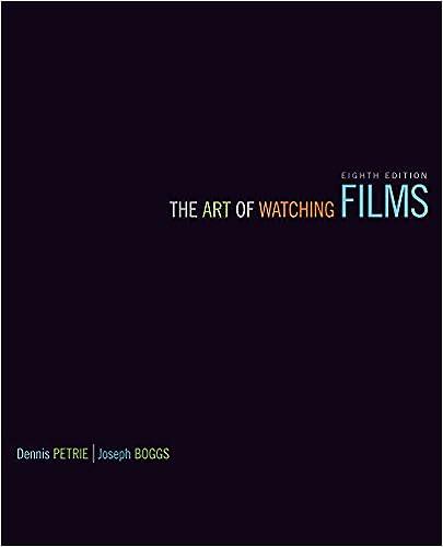 Amazon. Com: the art of watching films (9780073514284): dennis w.