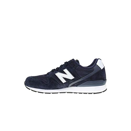 New 996 white pigment Balance Blu Pink Uomo Sneaker 44Uprq