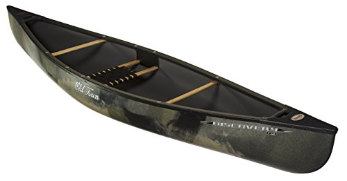 Old Town Canoes & Kayaks Discovery 119 Solo Canoe, Camo