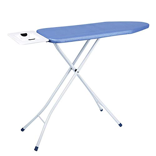 Dyna-Living Tabletop Ironing Board Foldable Board with Steam Iron Rest, Adjustable Height Ironing Table for Home Laundry Use (30
