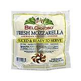 BelGioioso Pre-Sliced Mozzarella, 16 Oz, Pack Of 2
