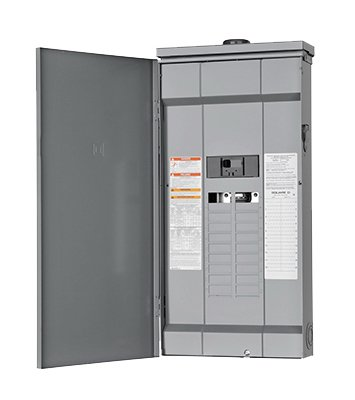 200 amp panel outdoor - 9
