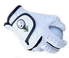 [Tot Jocks Golf Glove For Tots Ages 2-7, XXS, XS, S, Youth, Junior, Toddler Child Sizes (XXS (Age 2-3), Right Hand (For Left Handed] (Baby Golfer Costume)
