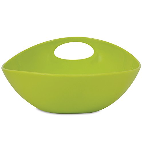 Image of Petmate 23568 5-Cup Studio Scoop Dog Dish, Large, Pear