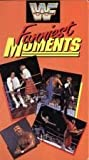 WWF Funniest Moments [VHS]
