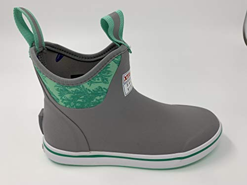 "Xtratuf Salmon Sisters x Sea Greens 6"" Deck Boot (7)"