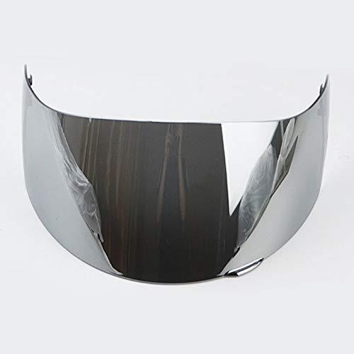 Casque Visi/ère Visi/ère Compl/ète Visage De Moto Lentille De Remplacement Lens Convient pour 902 AGV K3 SV K5 K1 Casque