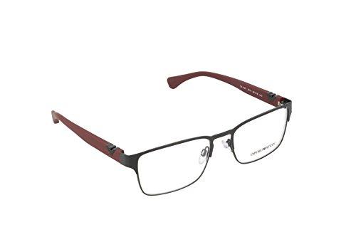 Emporio Armani EA 1027 Men's Eyeglasses Black - Prescription Glasses Armani Emporio