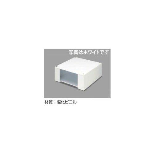 マサル工業 エムケーダクト付属品 分岐ボックス1方向 5号 70型 クリーム MDB5715 B00AQUGINW クリーム