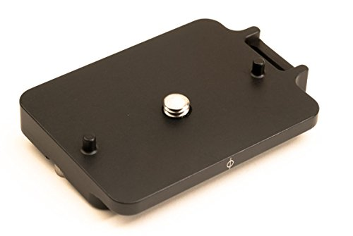 Hejnar Photo Arca Type Camera Plate for for MAMYIA 645, C330S, RB67, RB67 Pro SD, and RZ67 - Made in U.S.A