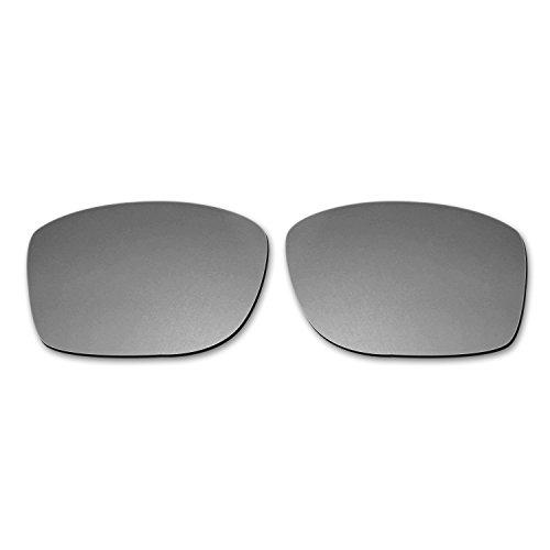 17c78b2217 Bueno wreapped Hkuco Plus Mens Replacement Lenses For Oakley Jupiter  Squared Blue Black Titanium