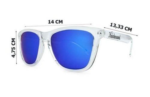 Sonnenbrillen Knockaround Premium Clear / Moonshine ENP6I1csN