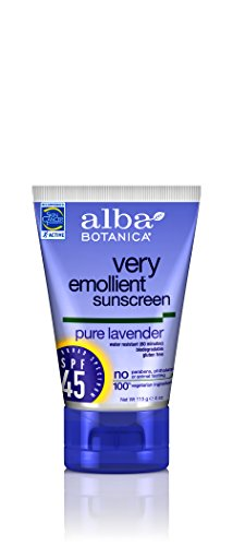Alba Very Emollient Sunscreen - 7