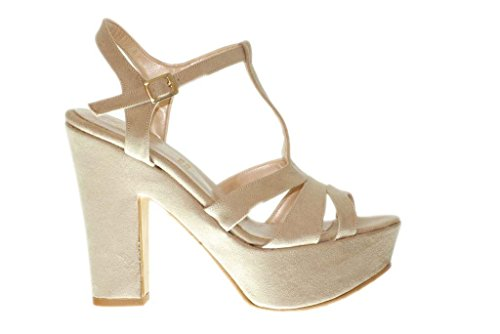 Sandalen Sandaletten aus Leder Schuhe Damen RIPA shoes - 25-70980