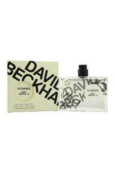 David Beckham Homme 2.5 oz 75ml EDT Spray
