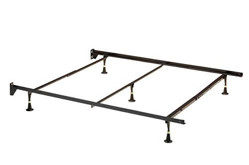 5/0 Queen Canopy Bed - Hillsdale Premium Full/Queen 5 Leg Headboard Frame