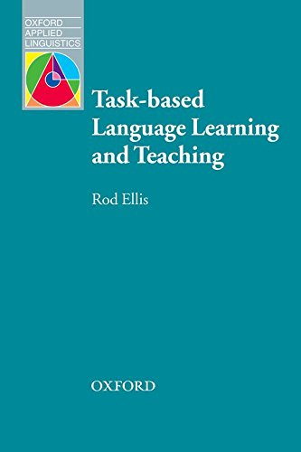 Buy Task Based Language Learning And Teaching Oxford Applied Linguistics Book Online At Low Prices In India