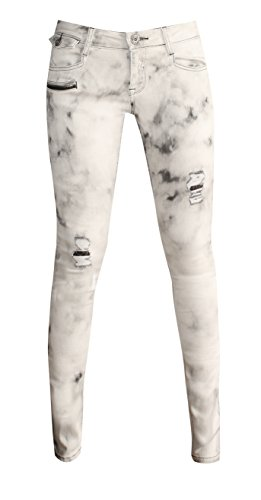 Zhrill - Jeans - Femme W0042 - Grey