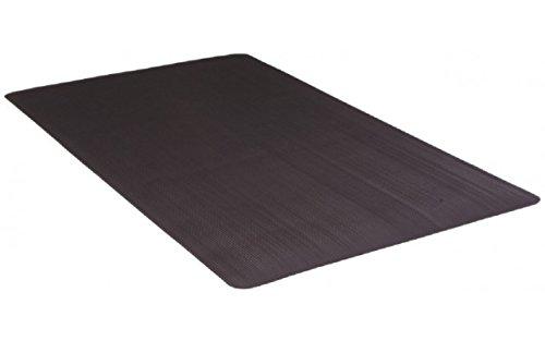 Mat Pro Invigorator Floor Mat, 2' x 3' x 1/2 inch, Black