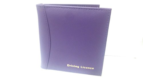 Akshide Cuir Housse Violet Support wallet Conduire conduire Style protecteur ZpZrUFWq